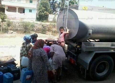 انقطاع المياه عن جميع أحياء مدينة المنيا.. ومسؤول: عودتها خلال ساعة