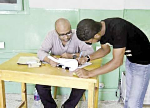 مصدر بلجنة في الهرم: 550 ناخبا أدلوا بأصواتهم من بين 14 ألفًا