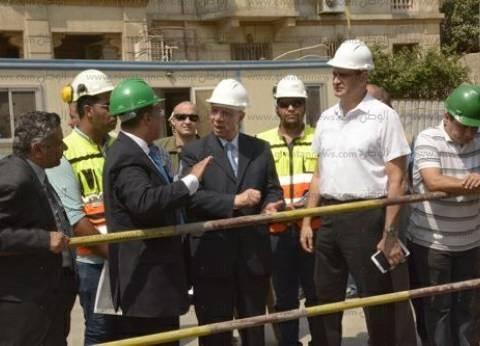 """منها """"إسكان المحروسة 1"""".. محافظ القاهرة يعلن جاهزية 4 مشروعات للافتتاح"""