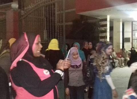 """""""العليا للانتخابات بالإسكندرية"""": لم يتم إغلاق لجنة الجمرك.. وتبديل المستشار بآخر"""