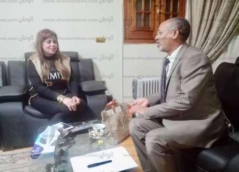 السفير التشادي في القاهرة: نحتاج إلى العقول المصرية.. وخطوات السيسي نحو أفريقيا صحيحة