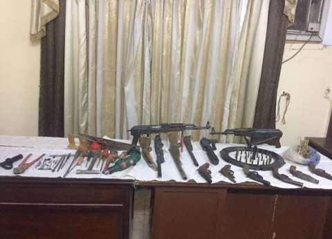 تجديد حبس حداد 15 يوما بتهمة الاتجار في الأسلحة النارية بالجيزة