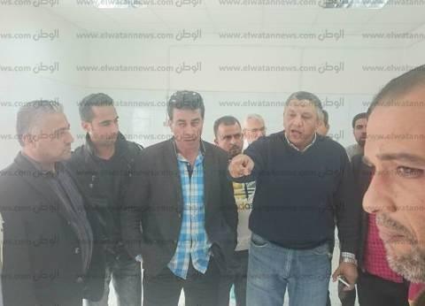 """وكيل """"صحة شمال سيناء"""" ينهي أزمة نقل الأطباء والممرضين من مستشفى الشيخ زويد"""