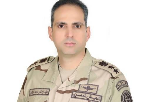 المتحدث العسكري: الجيش الثاني يقضي على 6 من العناصر التكفيرية