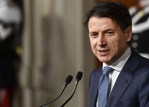 رئيس وزراء إيطاليا يدعو أوروبا لمواصلة الجهود من أجل استقرار ليبيا