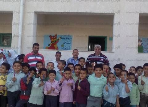 """تكريم 153 طالبا من """"المعهد الديني في طور سيناء"""" لحفظهم الأحاديث النبوية"""