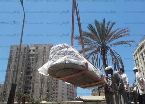 """وزيري: ملامح الجماجم الحادة أكدت أن هياكل """"تابوت الإسكندرية"""" لعسكريين"""
