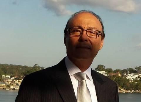 """رئيس """"الصداقة المصرية- الأسترالية"""" لـ""""الوطن"""": الجالية احتشدت للتصويت"""