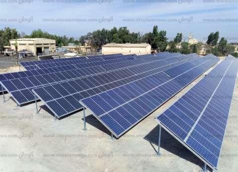 «صرف صحي الإسكندرية» تنفذ مشروعا لإنتاج الكهرباء من الطاقة الشمسية
