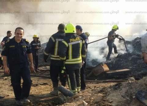 الحماية المدنية: سيطرنا على 3619 حادث حريق خلال سبتمبر