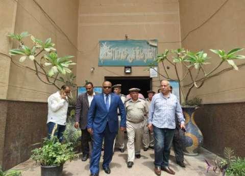 صور| مدير أمن الغربية خلال افتتاح سجن كفر الزيات: ممنوع التعنت والتعسف