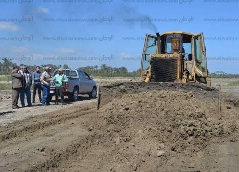 الأربعاء.. وضع حجر الأساس لمصنع الرمال السوداء بكفر الشيخ