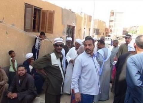 إقبال ضعيف على اللجان الانتخابية في أسوان.. وكبار السن يتصدرون المشهد