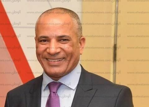 """أحمد موسى: """"عدينا نسب تصويت انتخابات 2014 الحمد لله يارب"""""""