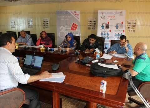 """""""الوطني للاستشارات البرلمانية"""" يحذر من بطلان الانتخابات في حلوان"""
