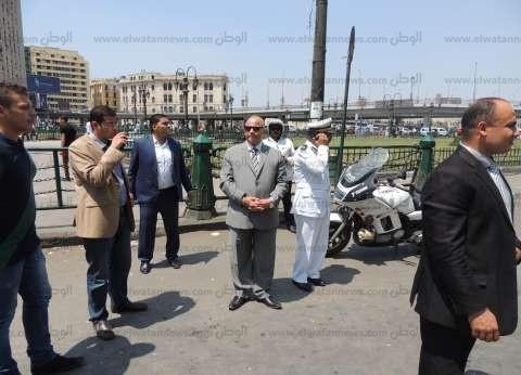 السيطرة على حريق مخزن إلكترونيات بالقاهرة وخسائر مبدئية 10 ملايين جنيه