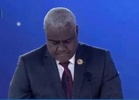 أمين مفوضية الاتحاد الأفريقي: معتزون بتاريخ مصر