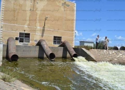 رئيس شركة مياه الشرب بدمياط: توصيل الخدمة لـ80% من قرى المحافظة