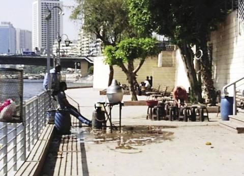 محافظ القاهرة: إخلاء ممشى كورنيش النيل من الباعة خلال أسابيع