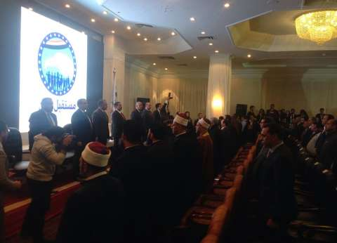 """""""مستقبل وطن"""" في القاهرة تزور مصابي حادث تفجير كنيسة طنطا"""