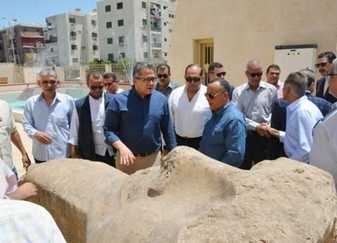 محافظ سوهاج: فتح متحف الآثار مجانا لنهاية أغسطس بمناسبة زيارة السيسي