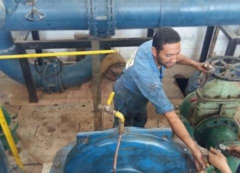"""رئيس """"بحوث القابضة"""": المياه المحلاة مستقبل البلدان العربية"""