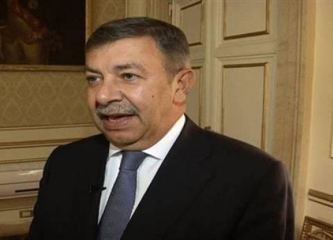 """سفير مصر في روما لـ""""الوطن"""": حادث الاعتداء على المصريين في إيطاليا جنائي"""