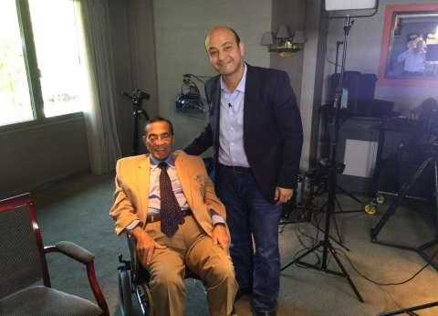 "فيديو.. حسين سالم يكشف وصيته باكيا: ""مش معايا غير 147 مليون.. ونفسي أدفن بمصر"""