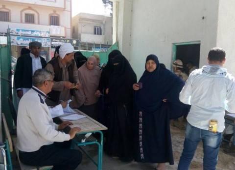 «مرسى مطروح»: المرأة البدوية تكسر التقاليد بالخروج للتصويت