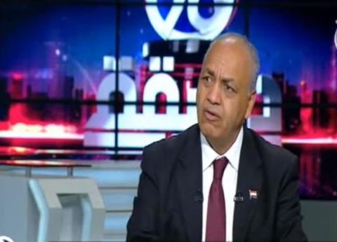 """مصطفى بكري: """"مشاركة المصريين في الاستفتاء أكدت أن مصر لسه بخير"""""""