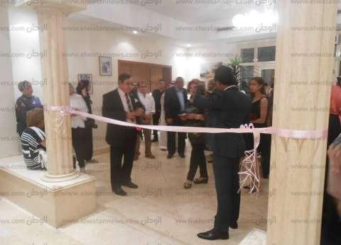 """معرض """"ارسم للسلام"""" يختتم أعماله اليوم بمدينة دهب في شمال سيناء"""