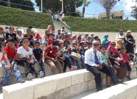 """""""أوقاف الإسكندرية"""" تنظم رحلة ترفيهية لطلاب المسجد الجامع"""