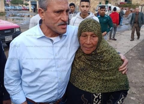 """إجراءات عاجلة من محافظ الإسماعيلية لإغاثة سكان """"بدرومات"""" الشيخ زايد"""