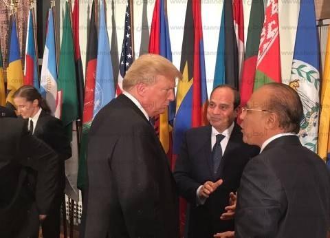 بالصور| السيسي يلتقي رؤساء الدول على هامش مشاركته بالأمم المتحدة