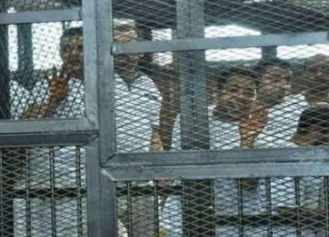 """""""الجنايات"""" تؤجل محاكمة 3 متهمين بالقتل العمد لـ 28 أبريل"""