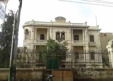 «صاروفيم باشا» أقدم قصر فى المنيا.. عمره 112 عاماً و«الآثار» لا تعترف به