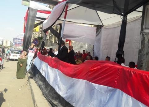 بعد فترة الراحة.. استئناف التصويت على الاستفتاء الدستوري بمدينة نصر