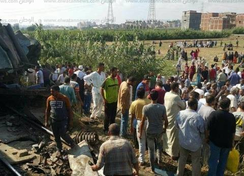 عاجل| وزير الصحة يتجه إلى الإسكندرية لمتابعة حادث القطار