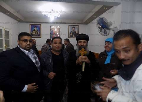 محمد حسين.. حكاية مسلم لم يتغيب عن قداس الكاتدرائية ومارمينا من 17 سنة
