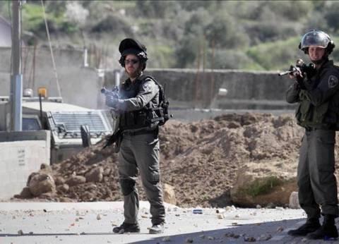 إصابة فلسطينيين اثنين برصاص الجيش الإسرائيلي قرب رام الله
