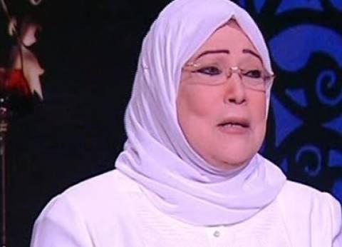 ياسمين الخيام: وصية شادية الصلاة عليها بمسجد السيدة نفسية