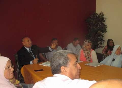 رئيس حي مصر الجديدة يطالب بتفعيل «اتحاد الشاغلين»