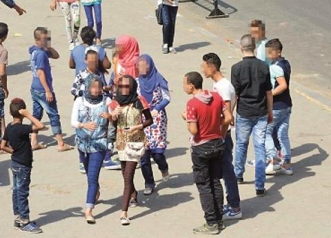 النيابة تحقق مع 44 متحرشاً فى القاهرة والجيزة والإسكندرية