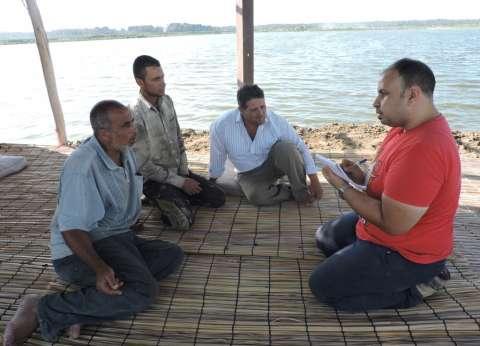 المزارع السمكية بالبحيرة.. «إدكو بلا أسماك» وأصحاب «المزارع» يفرون إلى الفلبين