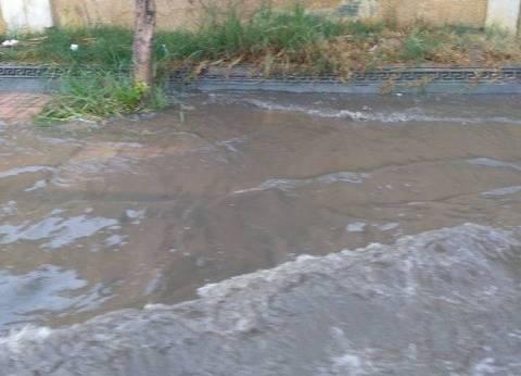 محافظ الإسكندرية يكلف رئيس شركة الصرف الصحي بإدارة منظومة مياه الأمطار