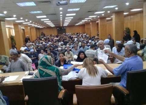 محافظة الأقصر: انتهاء سداد رسوم الفحص لتقنين الأراضي 27 سبتمبر الجاري