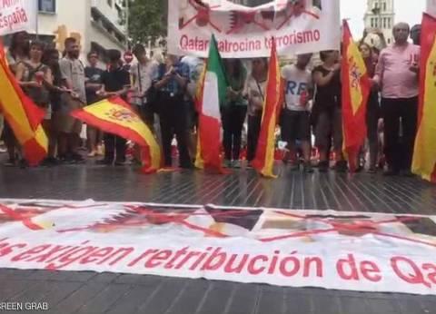 مستشار سابق للكرملين: هناك صلة بين هجوم برشلونة والإخوان بدعم قطري