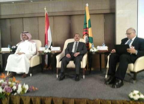 """""""سعفان"""": الحكومة مهتمة بالقطاع الخاص لتحقيق أهداف التنمية المستدامة"""