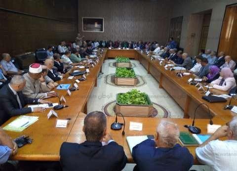 محافظ شمال سيناء: بدء الدراسة في موعدها وامتيازات للطلاب تعلن قريبا