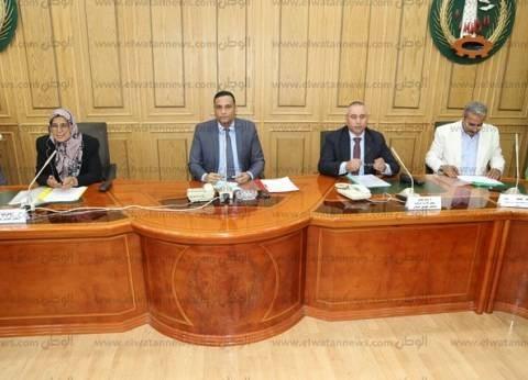 اجتماع المجلس الإقليمي للسكان بالمنوفية لمواجهة المشكلة السكانية